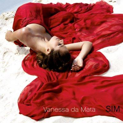 Vanessa Da Mata Album Cover
