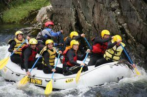 Rafting Voss
