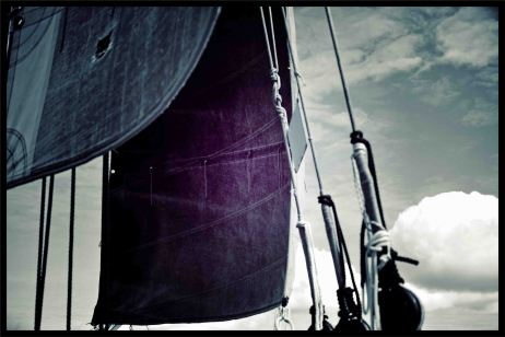 Zeesboot Blondine FZ
