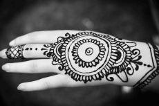 Reggae Jam - Henna Tattoo