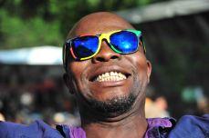 Reggae Jam - Happy Fan