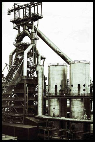 Industrieanlage, Belval