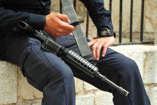 Security - Altstadt Jerusalem